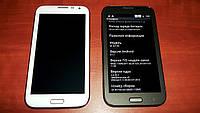 "Samsung Galaxy Note 2 N7100 Wi-Fi Android 4 (2 sim, сим карты) 5,5"" стилус в подарок! N 7000"