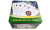 Набор для Покера Poker Chips Set 120