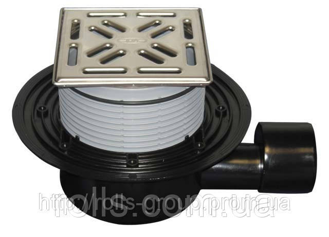 HL5100 Трап для внутренних помещений DN50/75 горизонт. выпуск, Hutterer&Lechner GmbH (Австрия)