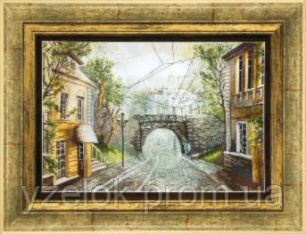 Набор для частичной вышивки крестом  Мост свиданий