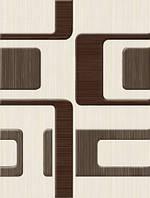 Декор Golden Tile Вельвет Бежевый 250х330