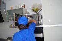 Уборка кухни в квартирах/домах Киева мин заказ 400 грн