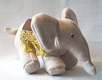 Детская кукла ручной работы Слоник