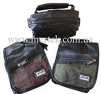Мужская тканевая сумка оптом дешево