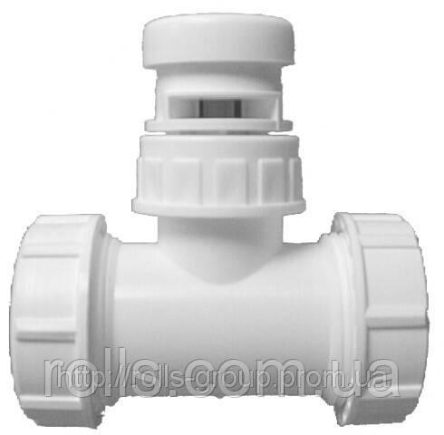 HL902T/30 Вентиляционный клапан с Т-образн соедин, Hutterer&Lechner GMBН Австрия