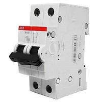 Автоматический выключатель ABB SH202-B6