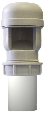 HL904 Вентиляційний клапан DN40 з перехідником DN32/50 Hutterer&Lechner GMBH Австрія