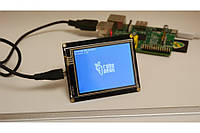 "2.8"" USB TFT Touch Display Screen for Raspberry Pi, фото 1"