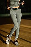 Леггинсы для фитнеса Pro Fitness Grey
