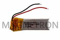 Аккумулятор литий-полимерный GD 041030P 3,7V 200 mAh 10x34mm