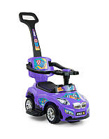 801 Машинка-каталка Happy ТМ Milly Mally (фиолетовый(Violet))
