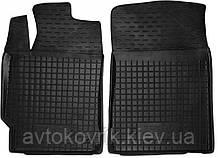 Поліуретанові передні килимки в салон Toyota Camry XV50 2011- (AVTO-GUMM)
