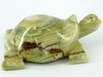 Черепаха, 10 см, оникс, Изделия из оникса, Днепропетровск