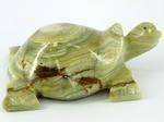 Черепаха, 10 см, оникс, Изделия из оникса, Днепропетровск, фото 1
