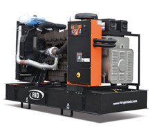 Трехфазный дизельный генератор RID 1300 E-SERIES  (1040 кВт) открытый + автозапуск