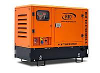 Однофазный дизельный генератор RID 10/1 E-SERIES  S (8 кВт) в капоте  + зимний пакет + автозапуск