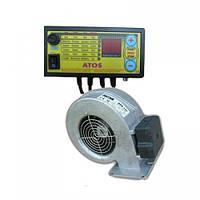 Блок управления котлом ATOS и вентилятор WPA 117(Польша)