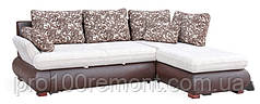 Угловой диван Жизель 2550х1740мм от Берегиня