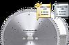 Диск АЛЮ-НЕГАТИВ (тонкий пропіл) D=300x 3,2/2,5 x 30mm 72 TFN, c напиленням GOLD-STAR