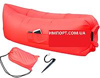 """Надувной мешок с водонепроницаемым покрытием в стиле """"Lamzac"""" красный"""