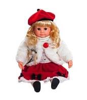 Интерактивная кукла «Настенька», поет, отвечает на вопросы TONGDE