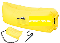 """Надувной мешок с водонепроницаемым покрытием в стиле """"Lamzac""""  желтый"""