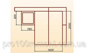 Угловой диван Милан 3050х2230мм от Берегиня, фото 3