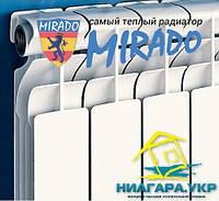 Биметаллическая батарея MIRADO 500x96мм 202 Ватт