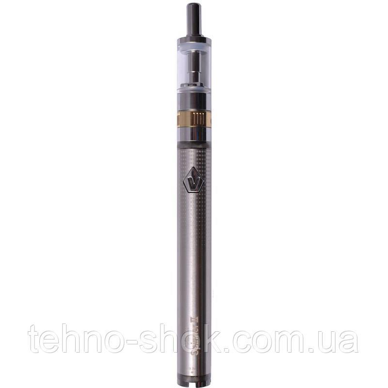 Электронная сигарета Vision Spinner II 1650 mAч Ectank AeroTank M16 clearomizer dual coil SILVER