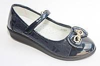 Туфли школьные для девочек фирмы EEB.B(разм. с 31 по 36)