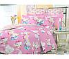 Подростковый комплект постельного белья Viluta ткань Ранфорс Hello kitty