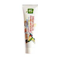 Зубная паста с экстрактом цветов календулы, Эколюкс
