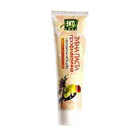Зубная паста с экстрактом листьев дуба, Эколюкс