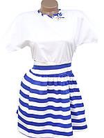 Красивые молодежные платья на лето (в расцветках)
