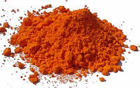 Пигмент оксид железа оранжевый FEPREN OG 975 (Чехия), фото 1