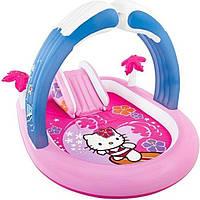 Надувной игровой центр Intex 57137 Hello Kitty