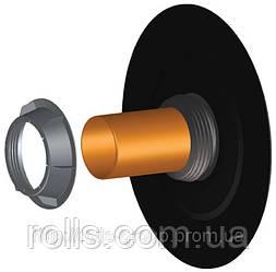 HL800/110 Гідроізоляційний введення інженерних комунікацій мембрана з полотном полімербітумним