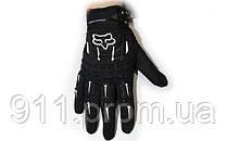 Мотоперчатки текстильные FOX M-365-BK