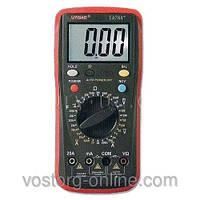 Мультиметр тестер 78 A UA, тестирование диодов/ транзисторов, цифровые мультиметры,