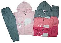 Костюм спортивный-двойка для девочек, Glass Bear, размеры 86, 92,104,116, арт. C-2128