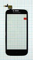 Тачскрин сенсорное стекло для Lenovo A760 black