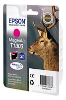 Картридж EPSON (T1303) Stylus SX525WD/Office B42WD/BX625FWD (C13T13034010/C13T13034012) Magenta Large