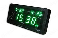 LED часы Caixing CX-2158 (220V и 12V), фото 1
