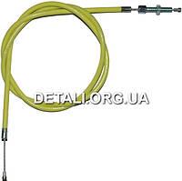 Трос сцепления генератора (мотоблока) желтый