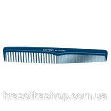 Расчёска для стрижки волос с легким скосом «Blue Profi Line»