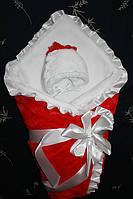 Комплект для новорожденной девочки зимний