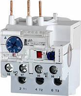 Тепловое реле e.industrial.ukh.13M.2,5.4, номинальный ток 13А, диапазон регулировки 2,5-4 А, малогабаритное