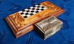 Шахматы - нарды ручной работы, фото 6