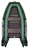 Надувная лодка Колибри KM-280 DL