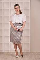 Женское платье летнее 0267-1,  от 42 до 74 размера